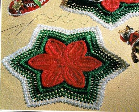 patrones-de-carpetas-navideñas-crochet