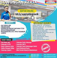 Lowongan Kerja di PT. Indomarco Prismatama Gresik Januari 2021