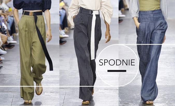 modne spodnie 2017