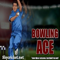 Play Bowling Ace Cricket Game