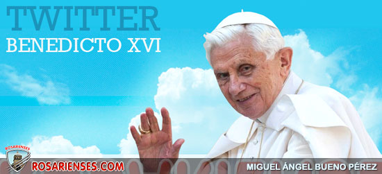 El Papa entra en Twitter con una bendición | Rosarienses, Villa del Rosario