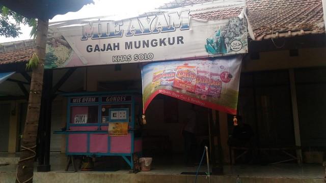 Kuliner Enak Probolinggo – Mie Ayam Gajah Mungkur