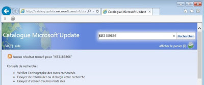 Windows 10 : KB3189866