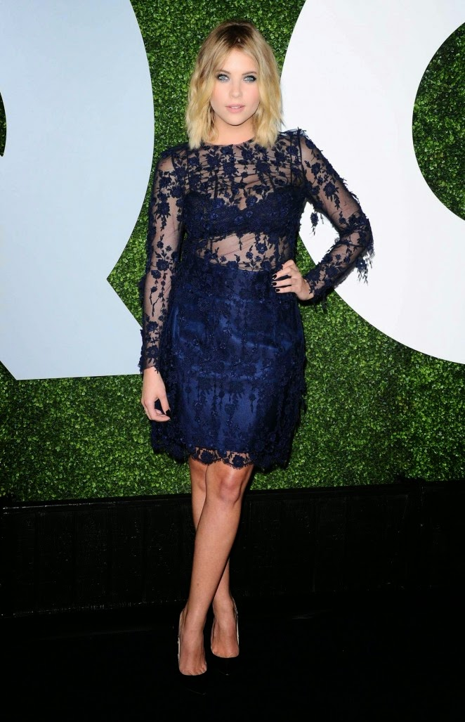 Ashley Benson – 2014 GQ Men Of The Year Party in LA