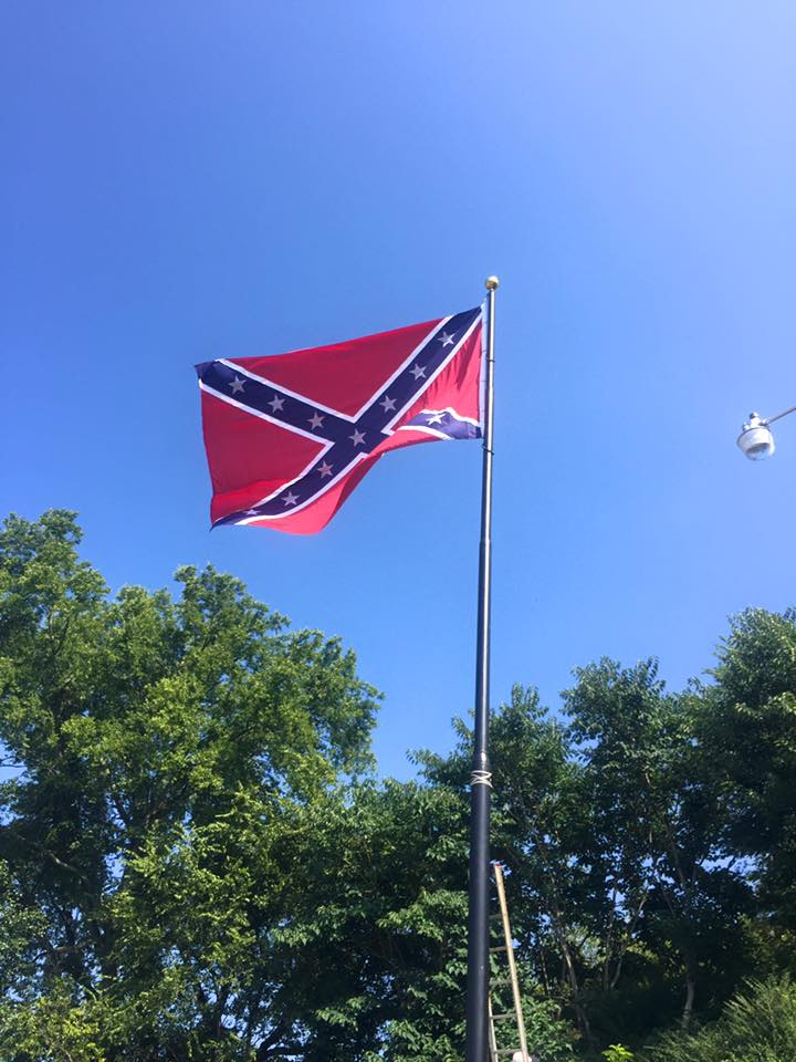 The Virginia Flaggers: August 2016
