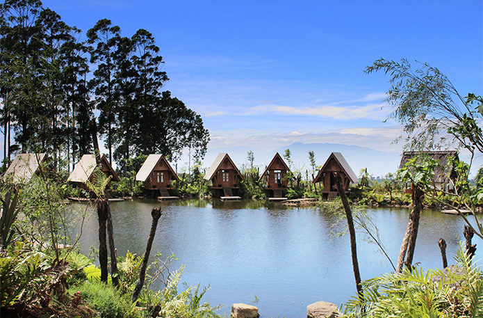10 Daerah Destinasi Wisata Di Bandung