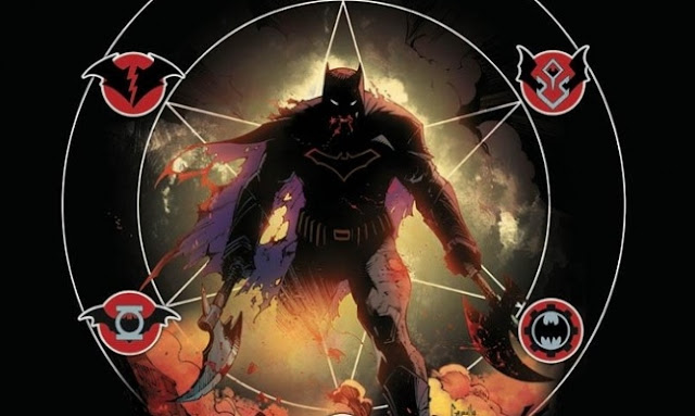 The Dark Multiverse Explained (Dark Nights Metal)