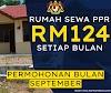 Permohonan Rumah Sewa PPR, RM124 Setiap Bulan Bagi Golongan B40