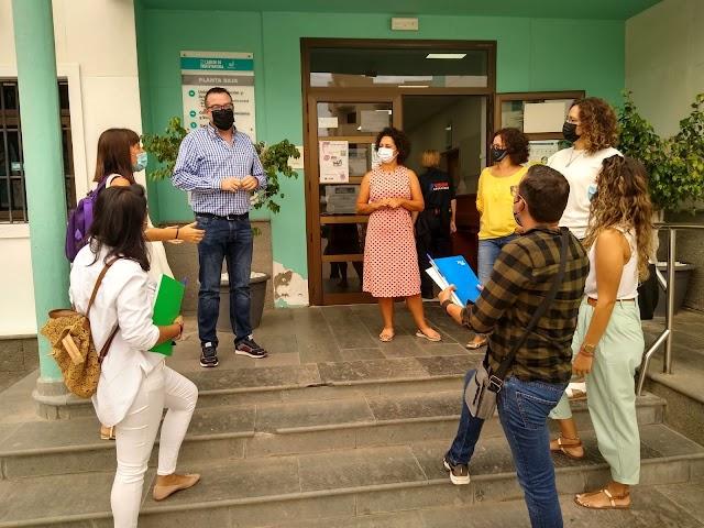 Cabildo de Fuerteventura  y Arena y Laurisilva lanzan una campaña para concienciar a los jóvenes sobre Violencia de Género