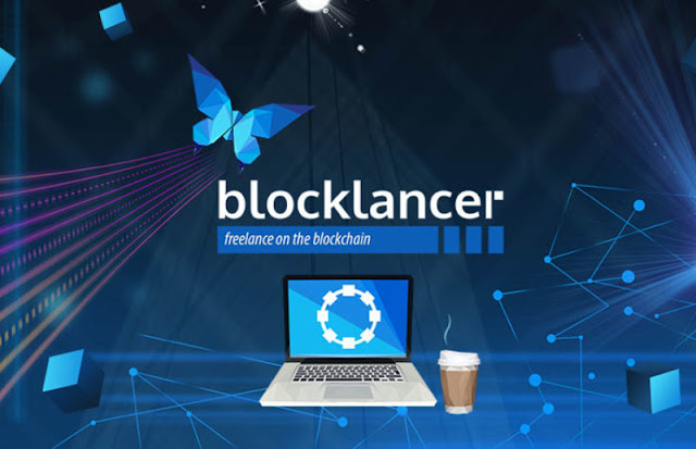 Aplikasi Freelance Blocklancer