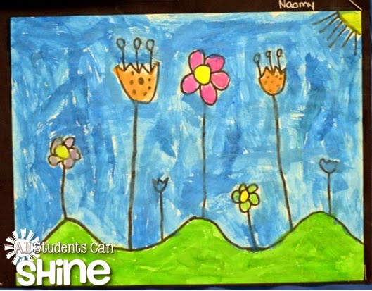 Bright Ideas Spring Art Projects All Students Can Shine
