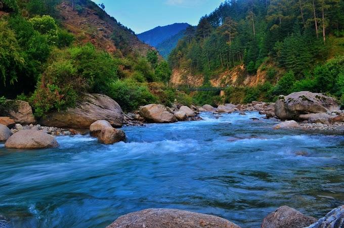 Tirthan Valley perfect getaway destination