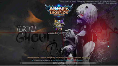 Script Background Loading Masuk Mobile Legends Terbaru