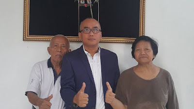 Kabar Duka Cita, Ayahanda Wartawan Senior Budi Purnomo Telah Tiada