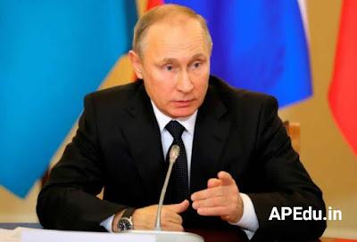 Russia sensation ... Airborne corona virus detection machine made ...