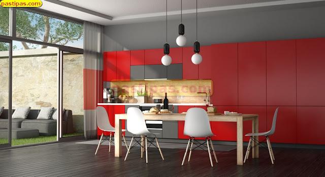 Ide Desain Interior Rumah - Ruang Makan
