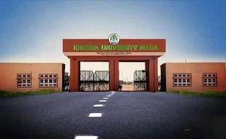 Khadija University Majia (KUM) Post-UTME Form 2021/2022