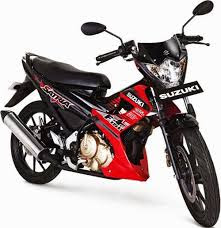 Harga Motor Suzuki Satria Fu 150