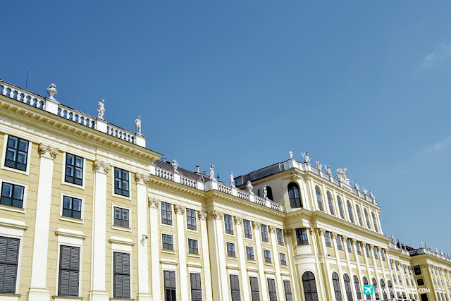 bowdywanders.com Singapore Travel Blog Philippines Photo :: Austria :: Schönbrunn Palace: Vienna's Best Baroque Palace to Explore Excessively