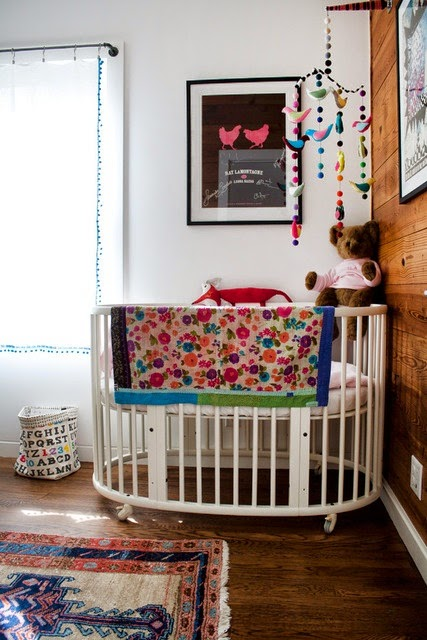 Bohemian Style Baby Nursery: Moon To Moon: Nursery Style Guide