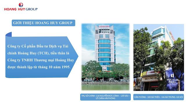 Giới thiệu Hoàng Huy Group