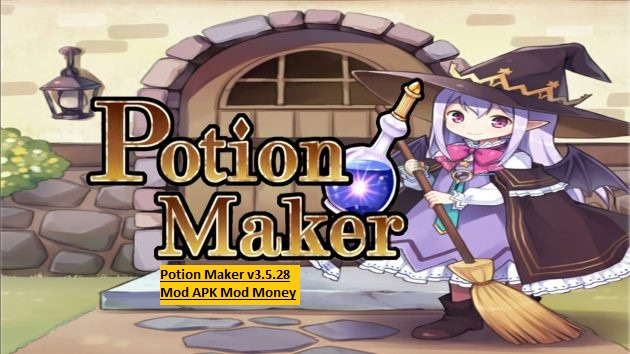 Potion Maker v3.5.28 Mod APK Mod Money