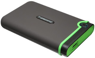 Buy and compare Transcend StoreJet 25M3 1 TB External Hard Disk