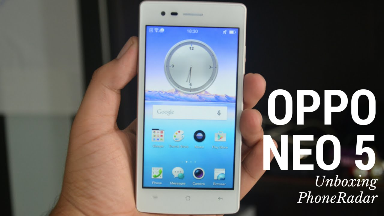 Oppo Neo 5S PC Suite Free Download (All Windows)