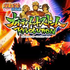 Download Naruto Shippuden Ultimate Ninja Badai Revolusi