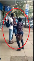 Screenshot%2BTATA - Caught on camera! SLAY QUEENS fight over a man in broad-daylight in the streets of Nairobi (VIDEO).