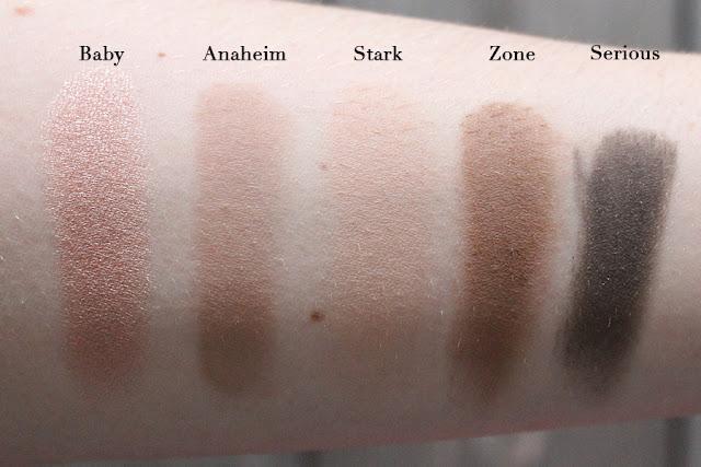 Urban Decay Gwen Stefani Eyeshadow Palette | Review & Swatches