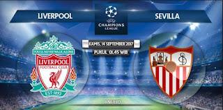 Prediksi Liverpool vs Sevilla #LFC #UCL