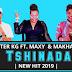 Mestre KG Feat. Maxy & Makhadzi - Tshinada