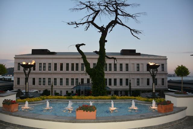 Four Seasons Hotel Bosphorus Istanbul