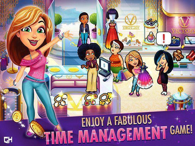 Fabulous Angela's High School Reunion - Play Free Online Game
