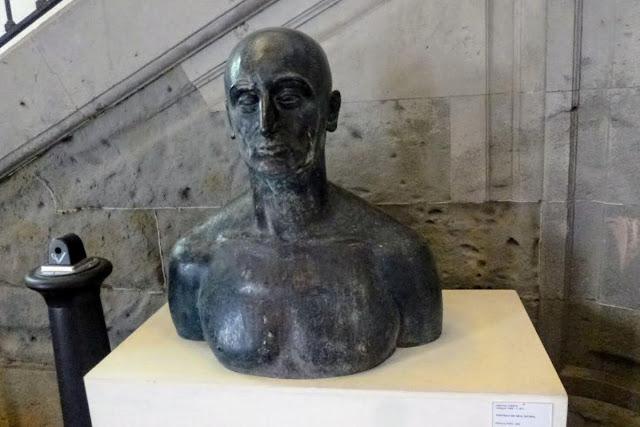 Bust at Le Musée des Beaux-Arts de Carcassonne