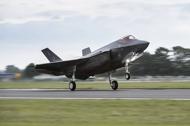 Lockheed Martin offers F-35 to Switzerland along with opportunity to assemble 4 aircraft at home