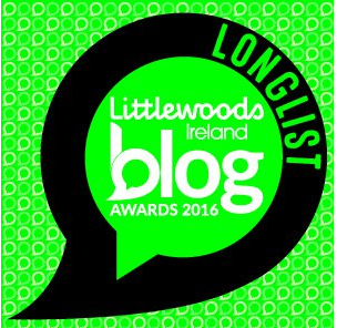 Littlewoods Ireland Blog Awards Longlist