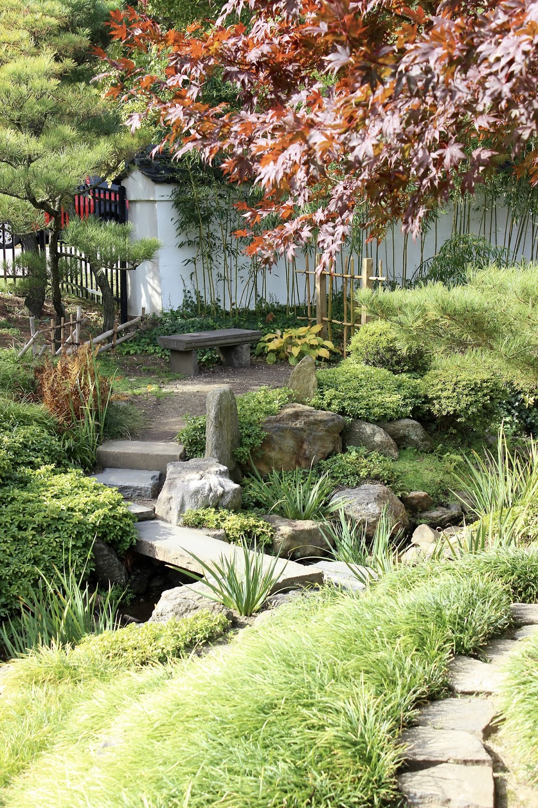 A Visit To Shofuso Japanese House And Garden