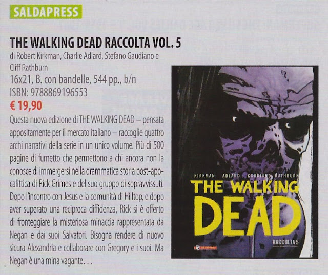 The Walking Dead Raccolta Vol.5