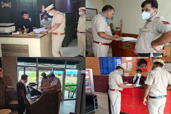 faridabad-police-on-high-alert-due-to-independence-day-2021
