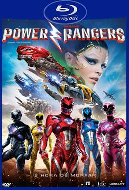 Power Rangers (2017) Bluray Rip 720p / 1080p Torrent Dublado / Dual Áudio 5.1