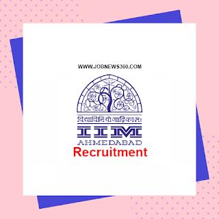 IIM Ahmedabad Recruitment 2020 for Research Associate & Copyediting Associates