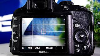 Cara Objek Tracking Fokus Mengikuti pada Kamera Nikon D3300