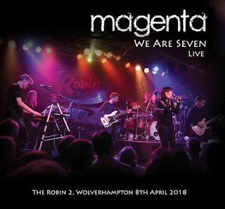 Magenta We Are Seven