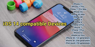 List Of The iOS 14 Compatible Devices