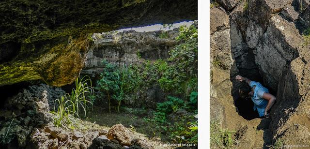 Complexo de cavernas de Ana Te Pahu, Ilha de Páscoa
