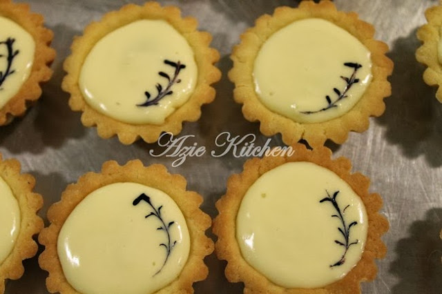 Blueberries Cheese Tarts Dr Nana