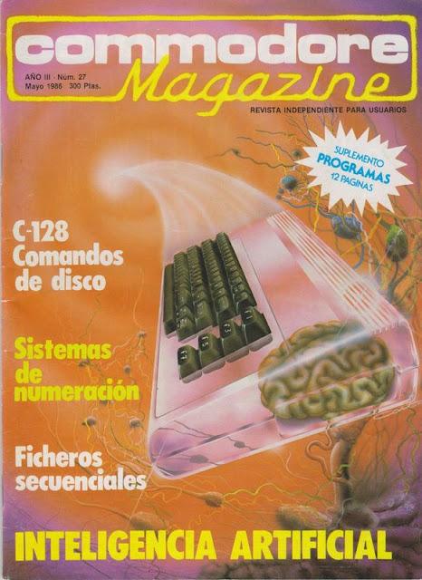 Commodore Magazine #27 (27)