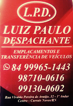 Luiz Paulo Despachante